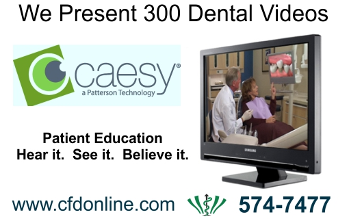 CAESY Dental Patient Education