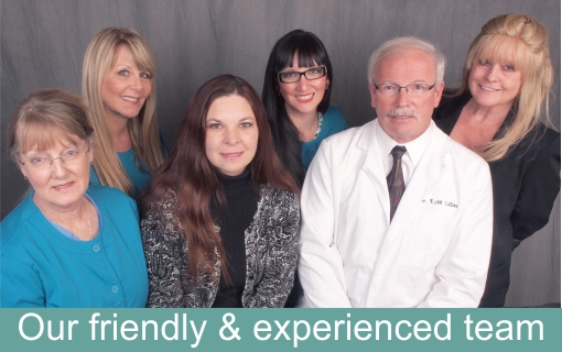 Our Team at Collins Family and Implant Dentistry